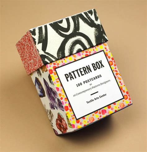 Pattern Design Box | pattern box design work life