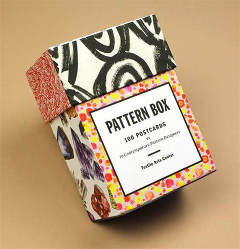 pattern box pattern box design work life