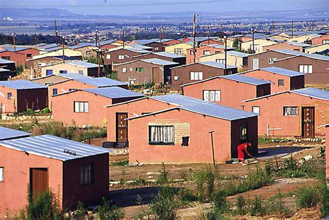 tin shacks perspectives