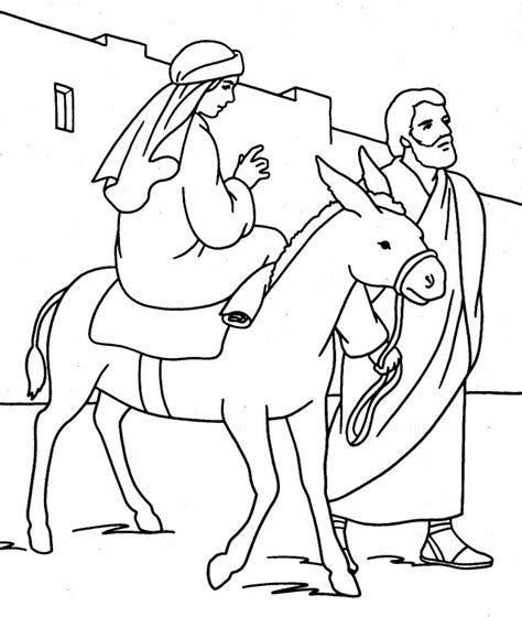 coloring page of baby jesus mary and joseph mary and joseph coloring pages baby jesus page kids play