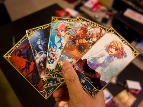 fate go card template f go made fate grand order cards v2 keripo s corner