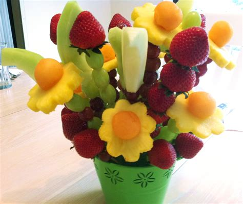 fruit bouquets pomegranate fruit bouquet fresh edible bouquets by
