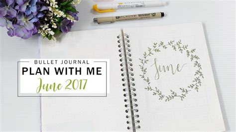 aircraft design journal elsevier bullet journal plan with me june pwm june 2017 youtube