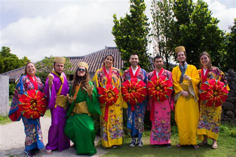 visit yaima village and learn about japanese culture