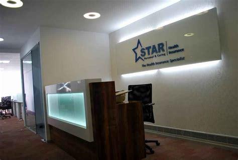interior design insurance health insurance corporate office by geometrixs architects engineers interior designer