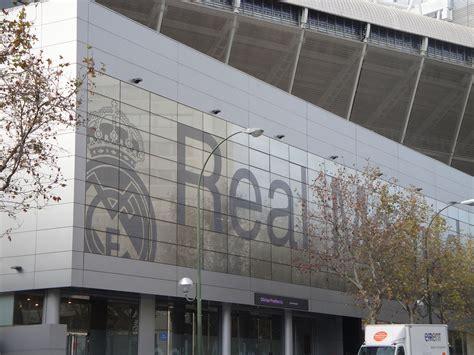 reale oficinas oficinas real madrid 2