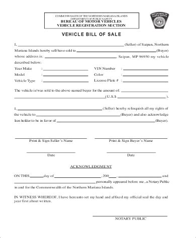 blank car bill of sale document sle vehicle bill of sale form 8 free documents in pdf