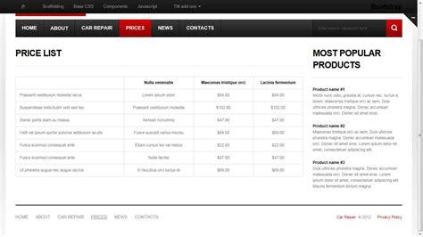 Car Repair Responsive Website Template Youtube Car Repair Responsive Website Template Free