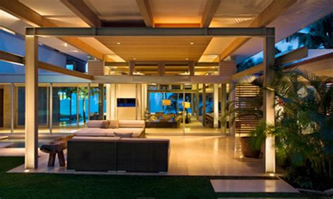 modern tropical interior design modern tropical house