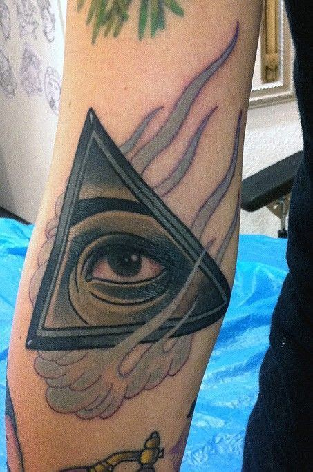 tattoo meanings eye triangle 25 best images about eye triangle tattoo on pinterest