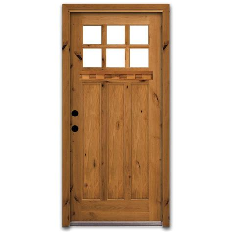 Home Depot Wood Exterior Doors Wood Doors Front Doors Doors The Home Depot