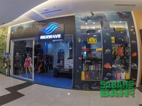 dive inn store nexwave dive shop sabahbah