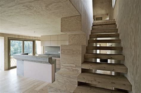Plywood Stairs Design 25 Of The Most Creative Staircase Designs