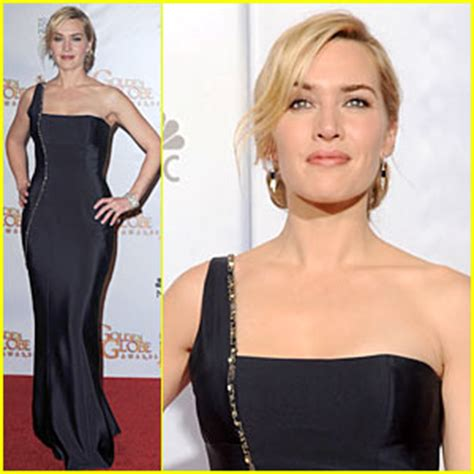 10 And Golden Globe Dresses To Crush On kate winslet 10 and golden globe dresses to