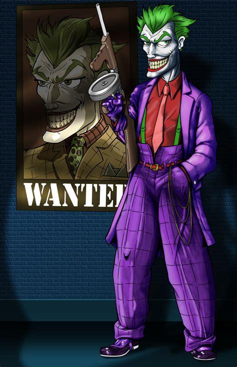 the joker colors joker color by comicsinc on deviantart
