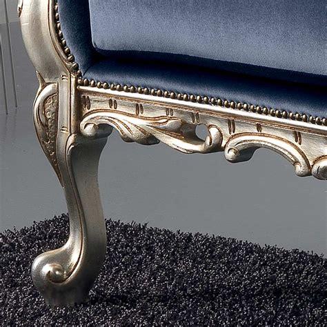 divani stile classico divano stile classico rivestito in tessuto parzialmente