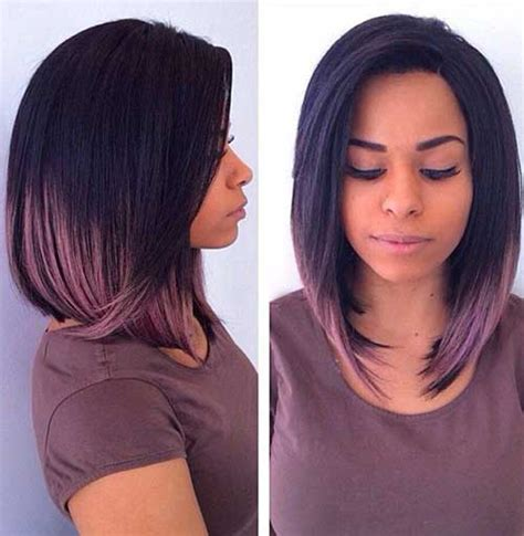 Ombre Bob Hairstyle by 20 Bob Ombre Hair Bob Hairstyles 2017