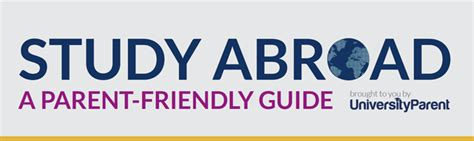 a parent s guide to raising overseas volume 1 books parent posts a parent friendly guide to study abroad