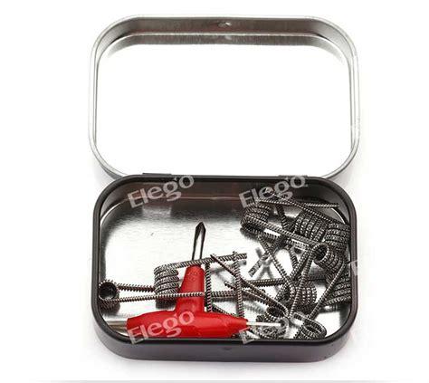 Exclusive Authentic Prebuilt Killer Tsuka Coil 1 Box Termurah killer prebuilt wire tsuka coil 0 25ohm 10pcs