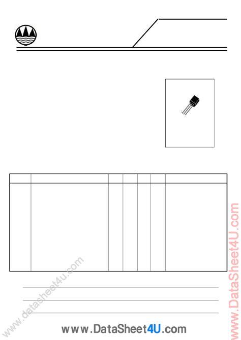 h 945 transistor datasheet pdf h945 datasheet pdf pinout npn silicon transistors