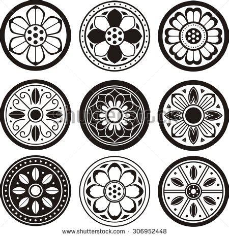 korea pattern ai korean traditional symbol vector image korean tradition