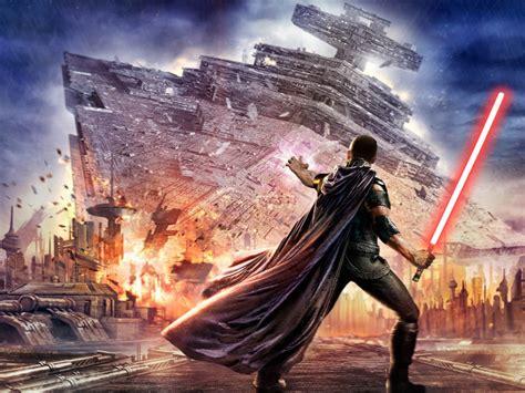 star wars  force unleashed hd wallpaper hd latest