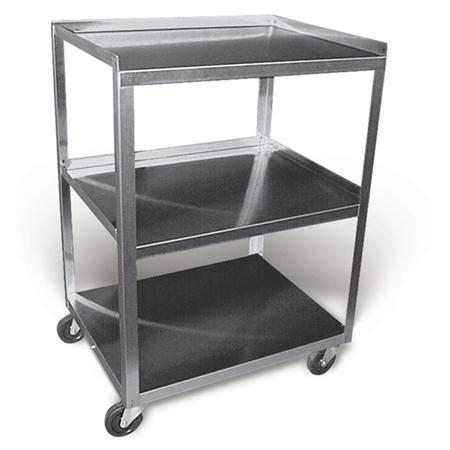 Three Shelf Rolling Cart by Buy Stainless Steel Rolling Cart Model Mc321 3 Shelf