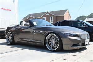 automotive connoisseur group wheels 590rs bmw z4 gunmetal