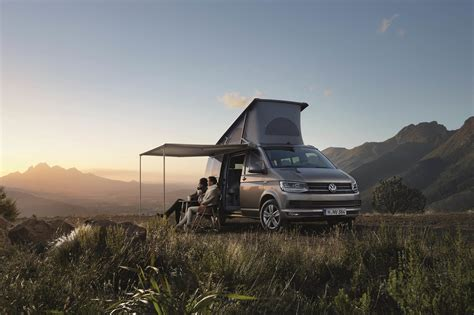 volkswagen california t6 2015 vw california t6 cer van opens its doors auto