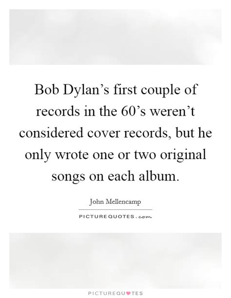 What Are Considered Records Bob S Of Records In The 60 S Weren T Picture Quotes