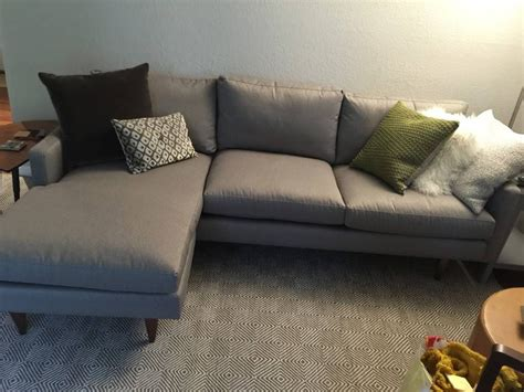 Sofas And Sectionals Reviews Room And Board Sectional Sofa Reviews Brokeasshome