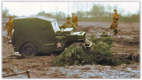 jeep willys mb ford gpw army vehicle marking
