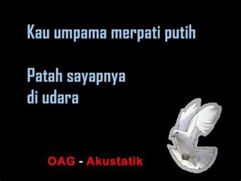 download mp3 chrisye merpati putih download oag akustatik merpati putih lirik video mp3