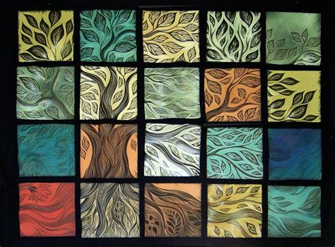 Handcrafted Ceramic Tiles - 51 best natalie pottery wall images on