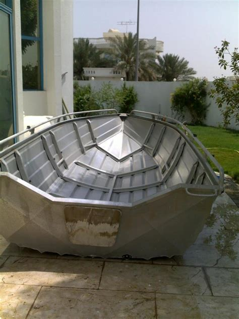 aluminum row boats for sale used dubizzle