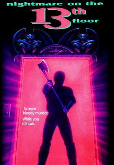 Nightmare On The 13th Floor by Nightmare On The 13th Floor Tv 1990 Filmaffinity