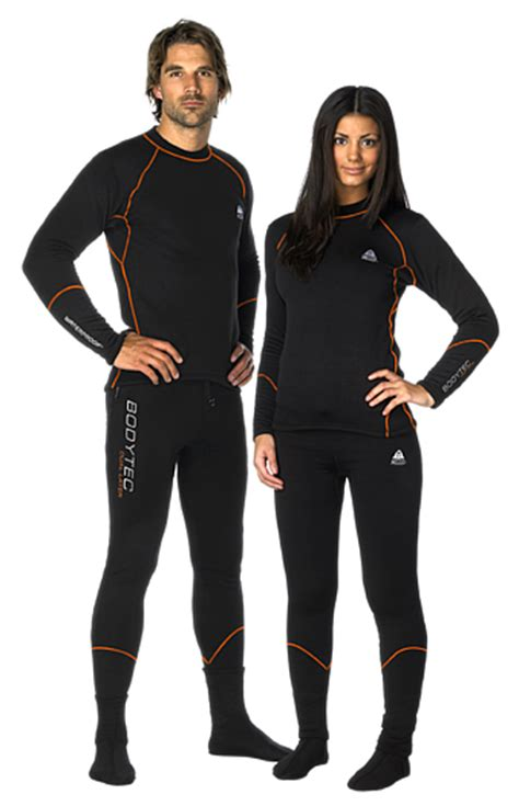 Sweater Di Lung waterproof bodytec dual layer undersuits sweater only