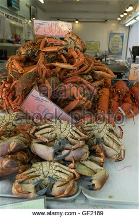 crab rubber st fresh crab on sale in the seaside town of