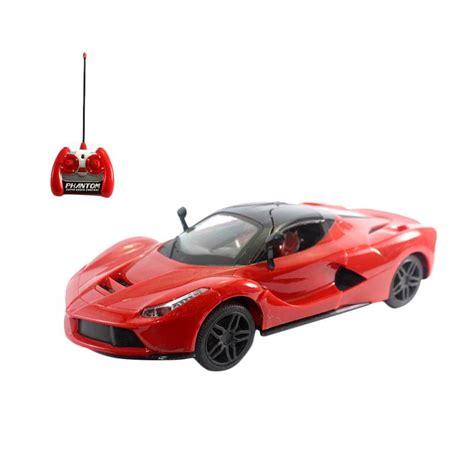 Mobil Rc Ferarri Laferarri Skala 1 16 Buka Tutup Pintu Dan Bagasi jual oice supercar edition mainan remote