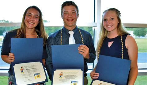 Cass County Marriage License Records Local Lions Club Honors Edwardsburg High School Graduates Leader Publications