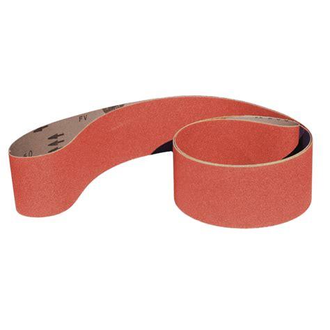 1 X 30 Ceramic Sanding Belts - sanding belt 2 x 72 abrasives for the knifemaker