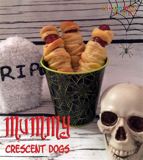 Dogs Giveaway - halloween fun with crescent mummy dogs giveaway