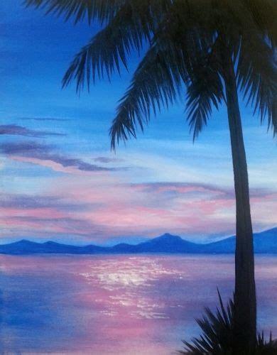 Paint Nite Eastbay Bindu D Canvas Ideas