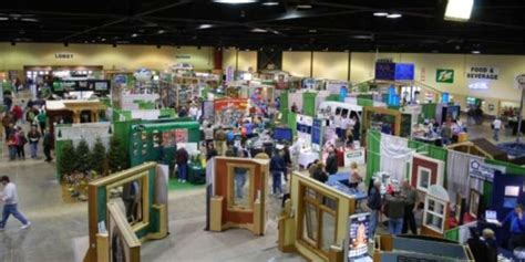 wbay home garden show  green bay february  march