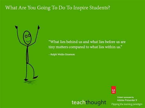 What Are You Going To Do On This Sunday by What Are You Going To Do To Inspire Students