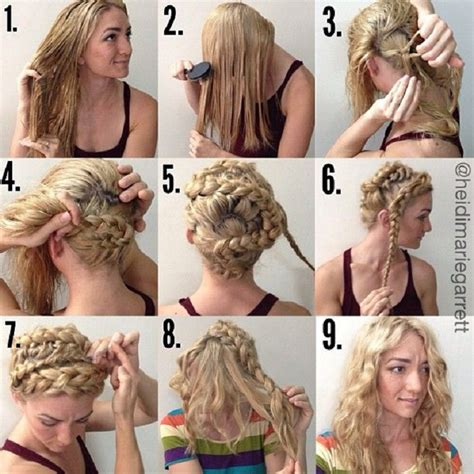 4 ways to get curly hair without a perm wikihow 10 diy no heat curls tutorials curly fashion diva