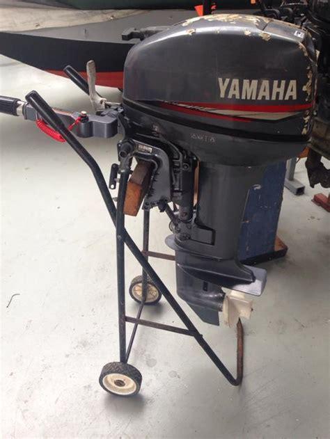 tweedehands buitenboordmotor 9 9 pk yamaha 15 pk buitenboord motor kortstaart 4takt
