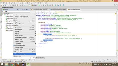 android studio delete project ide how to delete a module in android studio stack overflow 169 stackoverflow
