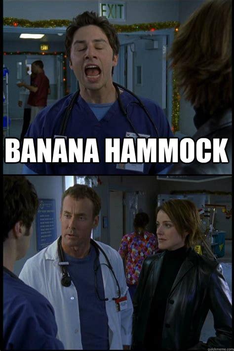 Banana Hammock Meme - banana hammock misc quickmeme