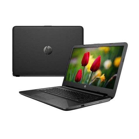 Laptop Hp 14 Bw001au Amd E2 9000 4gb 500gb R2 Dos jual hp 14 bw001au notebook amd e2 9000e 4gb 500gb dos harga kualitas terjamin